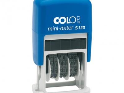 Pečiatka Mini-Dater S 120